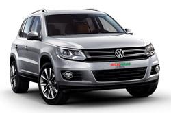 VW Tiguan 4x4