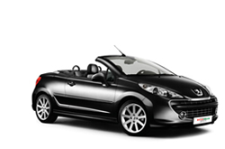Peugeot 207 Convertible