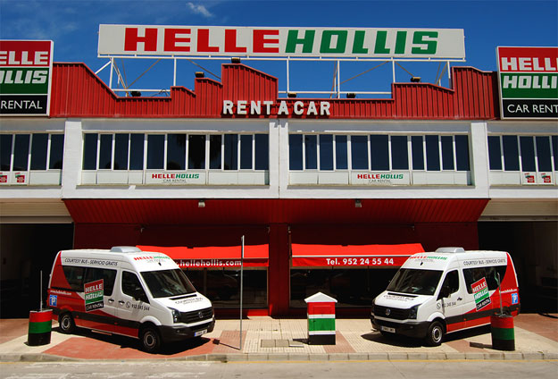 Hauptsitz von Helle Hollis in Málaga